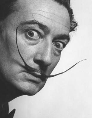 The bombast of Dalí