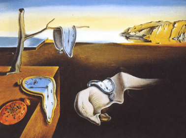 Dalí's most famous work