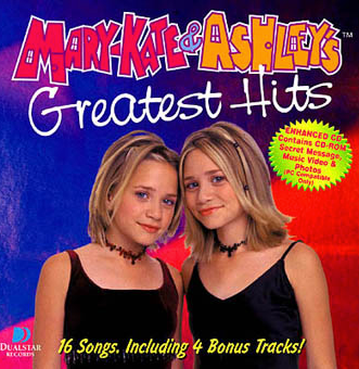 """It's hard to know what constitutes the Olsen twins' """"greatest hits"""""""