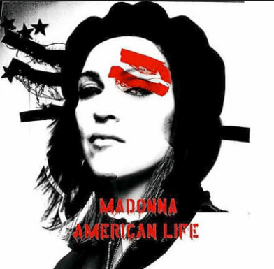 Album cover for American Life
