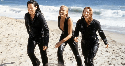 Like the angels themselves, the 00s were supposed to be fun and breezy
