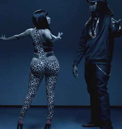 The Sexual Connotations of Nicki Minaj's Backside
