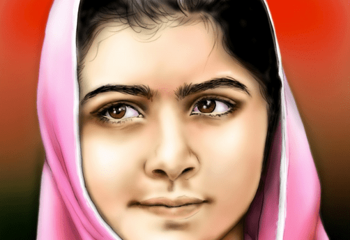 Malala: Making American Youths Look Frivolous