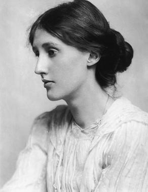 Virginia Woolf, deadbeat housewife