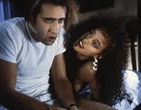 Nicolas Cage owns comedic depravity in Vampires Kiss