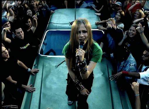 "On the Antiquatedness of Avril Lavigne's ""Sk8er Boi"" Lyrics"