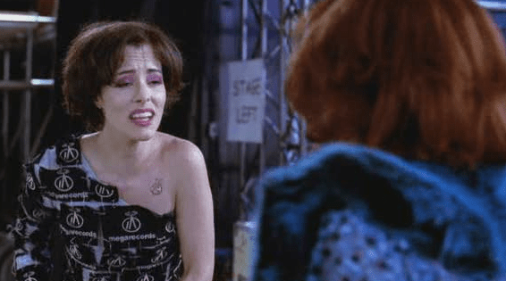 Parker Posey as the diabolical Fiona in Josie and the Pussycats
