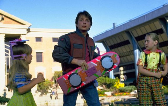 "On the Weirdness of 2015's Imminence Mainly Because This Was the ""Futuristic"" Year in Back to the Future II"