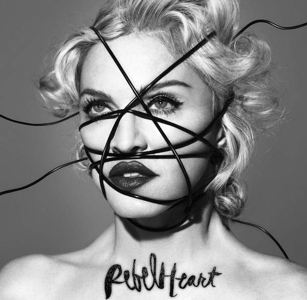 "Madonna Releases A Large Chunk of New Album as ""Christmas Gift""/Retaliation Against ""Artistic Rape"""