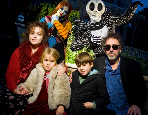 If Tim Burton and Helena Bonham Carter Can't Make It Work, Who Can?