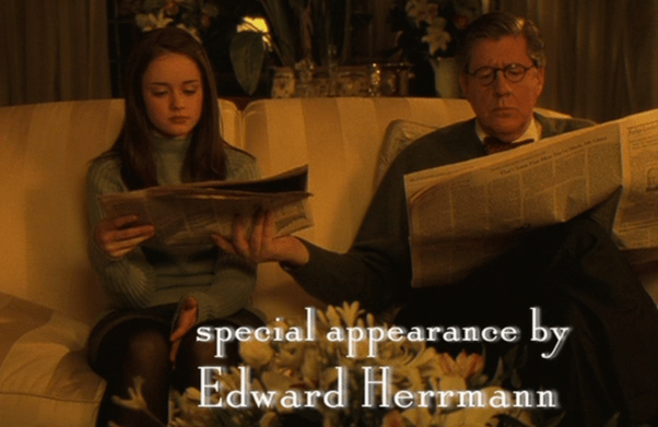 Edward Herrmann: Putting A Posh Spin on Grandfatherliness