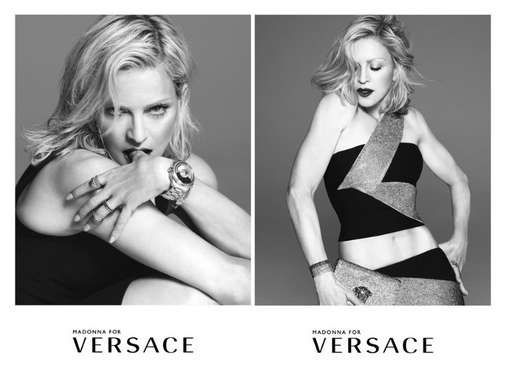 "Madonna is another trailblazer for shattering notions of having ""young"" women only in fashion ad campaigns"