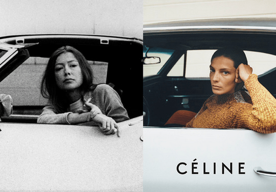 How Céline is Changing the Way Older Women Are Viewed in Fashion
