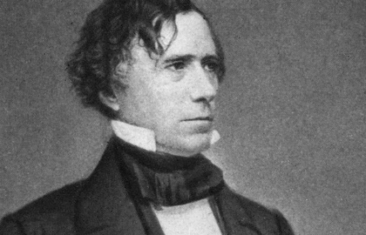 Franklin Pierce: a depraved sort of man