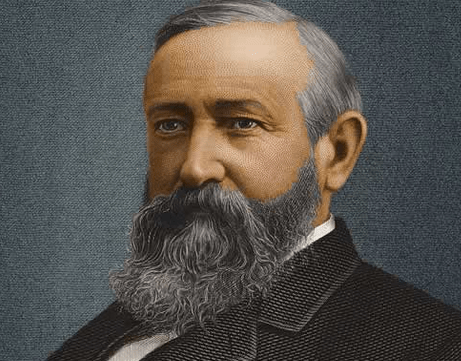 Benjamin Harrison: a lackluster descendant