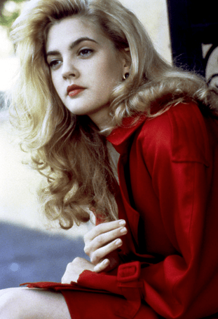 Drew Barrymore as Ivy