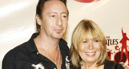 Julian & Cynthia at the LOVE premiere in Las Vegas
