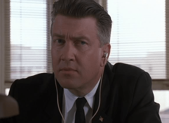 David Lynch as Special Agent Gordon Cole in Twin Peaks