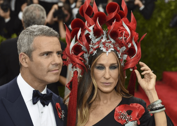 Enter Planet Look At Me: The Met Gala 2015