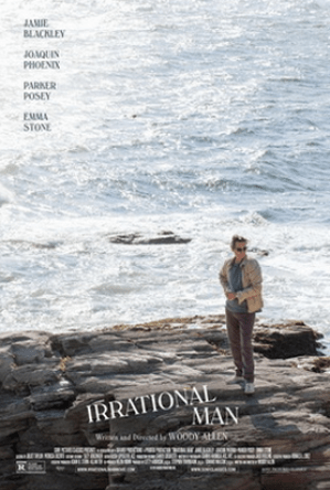 Promotional poster for Irrational Man