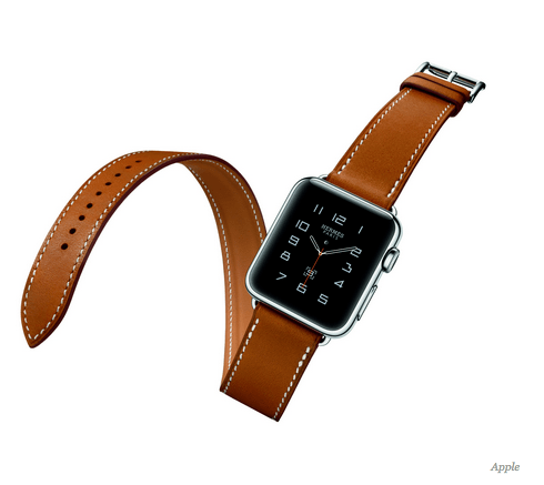 The Apple Hermès watch, in all of its nonsensical glory