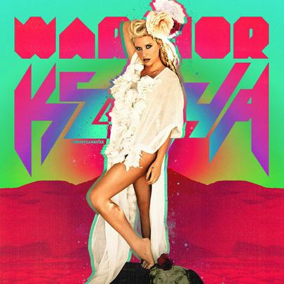 Kesha's last album was 2012's Warrior