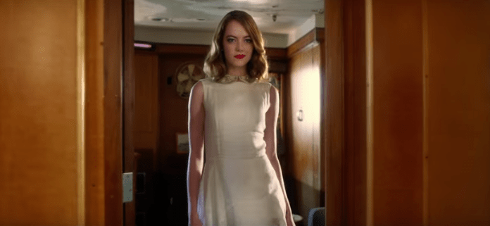 "Emma Stone Shines on in Will Butler's Video for ""Anna"""