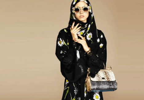 Hijab Couture: Dolce  & Gabbana Continue Not to Give A Fuck In Wake of IVF Comments