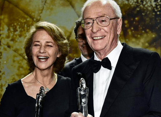 "Anglicans Charlotte Rampling and Michael Caine Weigh In On Oscar Diversity ""Issue"""