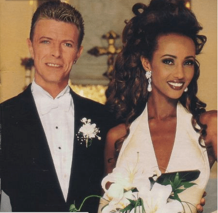 Post-Death, David Bowie Continues to Prove There Is No More Perfect Love Than The One He Had With Iman