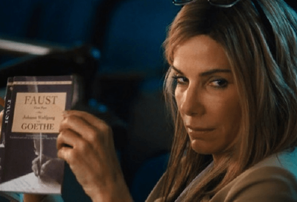 Sandra Bullock Brings Politics Into It With Our Brand Is Crisis