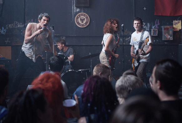 In Green Room, Punk's Not Dead, But It Will Kill You