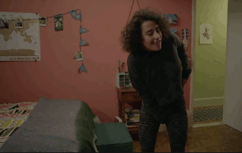 A New Truth To Why Ilana from Broad City Really Stores Her Weed in Her Vag