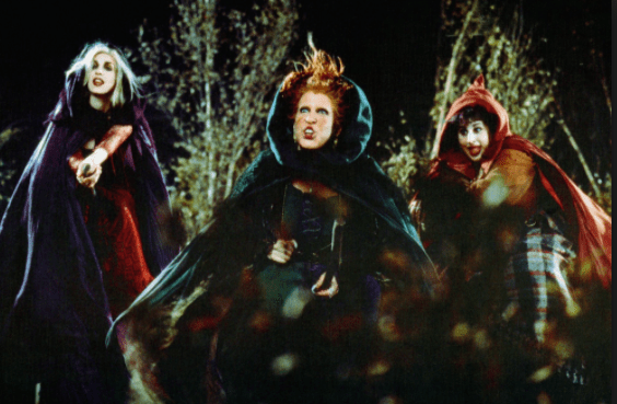 The Evolution of Hocus Pocus Into A Movie for Generics