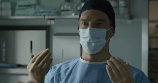 A Neurosurgeon Cut Down to Size: Doctor Strange