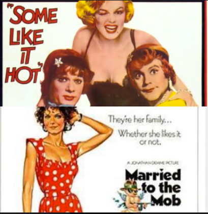 Some Like It Hot & Married to the Mob: Correlations