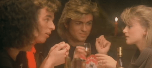 "More Than Anything, Wham!'s ""Last Christmas"" Video Is About George Michael Suppressing His Contempt for Everyone"