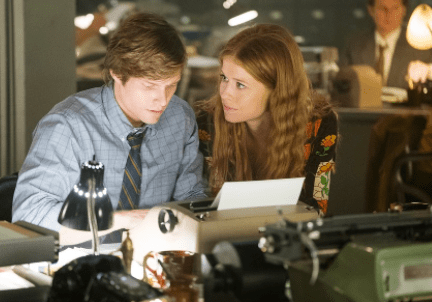Good Girls Revolt: The Mad Men of the News Room Setting
