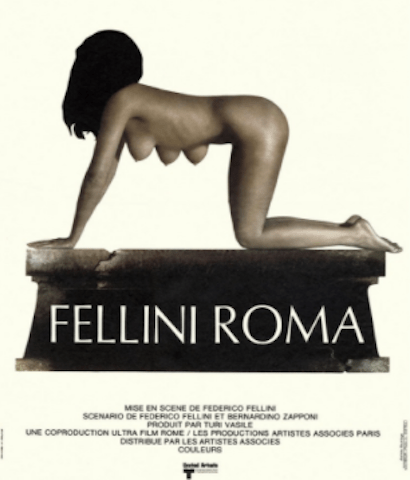 Fellini's Roma Is a Film As Disjointed & Chaotic as Italy's Capital