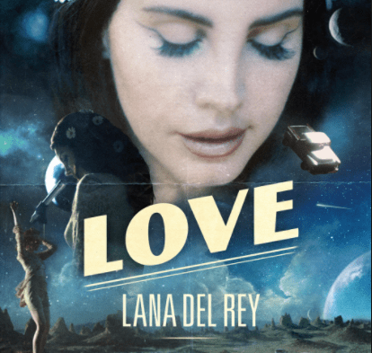 "Feel Like You've Just Watched A Clark Gable Movie After Listening to Lana Del Rey's ""Love"""