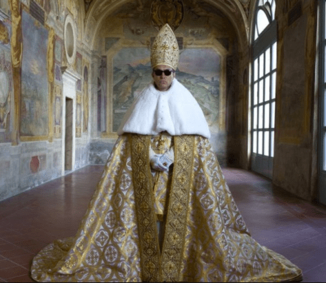 The Young Pope: Presenting Pope Pius XIII as the Donald Trump of the Vatican