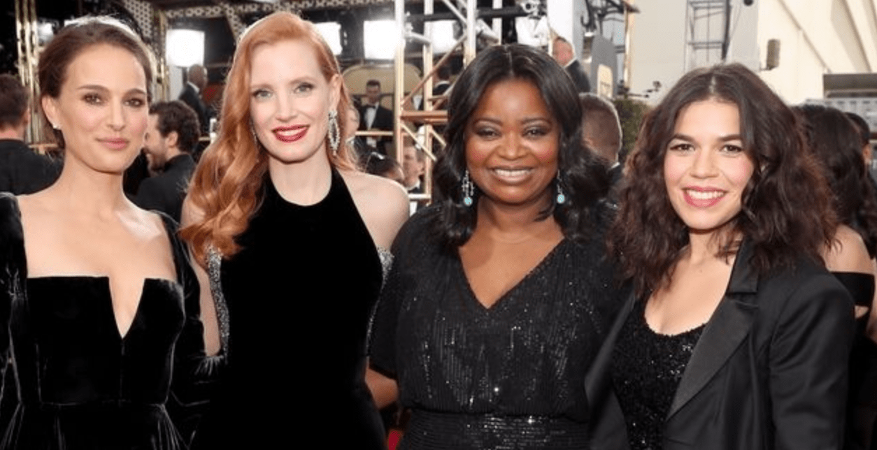 Diet Misandry at Golden Globes 2018