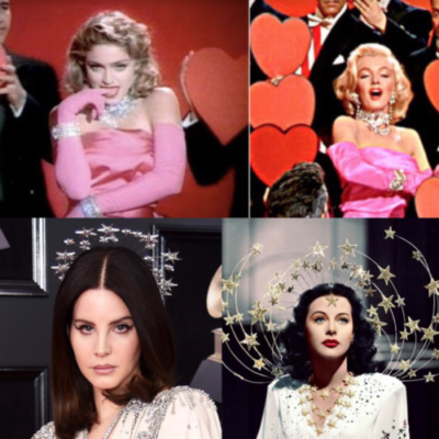 Lana Del Rey's Method Increasingly Channels Madonna's