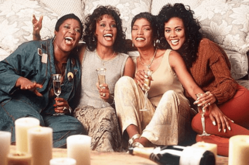 All the Women, Co-Dependent, Throw Your Hands Up At Me: Waiting to Exhale