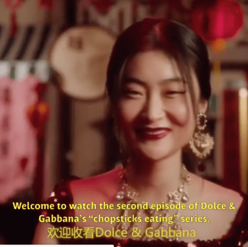 To Be Honest, the Offensive D&G China Ads Feel Like A Sofia Coppola and/or Wes Anderson Movie