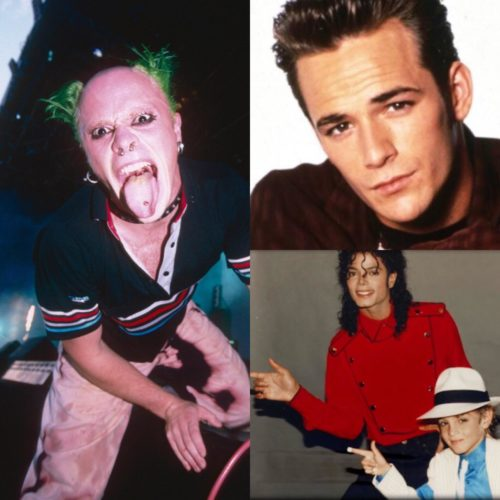 The Death of the 90s in the Span of a Week: Keith Flint, Luke Perry & the Release of Leaving Neverland