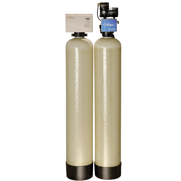 iron cleer whole house water filter