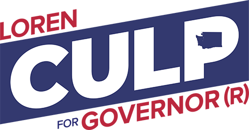 Loren Culp For Governor