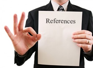 reference check - Validating the Job Reference