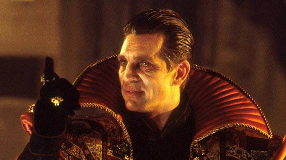 Doctor Who The Movie Eric Roberts Master